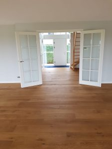 iC Projects houten vloer