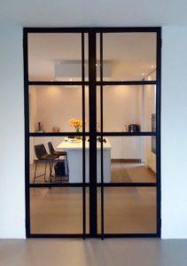 iC Projects - Stalen deur 2