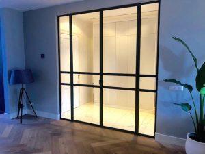 iC Projects - Stalen deuren Amterdam